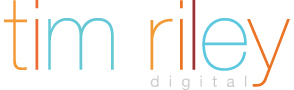 tim riley digital Logo